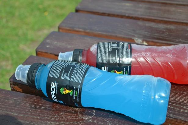 Las bebidas deportivas no son saludables