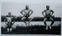 Brincos con las piernas flexionadas
